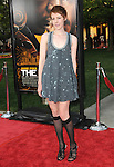 Jenna Malone at The Dreamworks Pictures' L.A. Premiere of The Soloist held at Paramount Studios in Hollywood, California on April 20,2009                                                                     Copyright 2009 RockinExposures