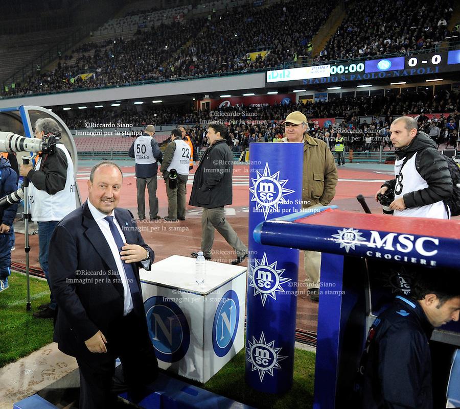 - NAPOLI 30 MAR  -  Stadio San Paolo    Napoli - Juventus<br />  benitez