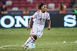 Bayern Munich Midfielder Renato Sanches in action during the International Champions Cup match between FC Bayern and FC Internazionale at National Stadium on July 27, 2017 in Singapore. Photo by Marcio Rodrigo Machado / Power Sport Images