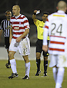 27/11/2010   Copyright  Pic : James Stewart.sct_jsp005_hamilton_v_st_mirren  .::  ISRAELI REFEREE MEIR LEVI BOOKS SIMON MENSING WITH THE WRONG CARD ::.James Stewart Photography 19 Carronlea Drive, Falkirk. FK2 8DN      Vat Reg No. 607 6932 25.Telephone      : +44 (0)1324 570291 .Mobile              : +44 (0)7721 416997.E-mail  :  jim@jspa.co.uk.If you require further information then contact Jim Stewart on any of the numbers above.........