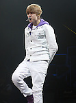 "Justin Bieber performs live during his ""My World Tour"" at 1st Bank Center in Broomfield, New Mexico on July 08,2010                                                                   Copyright 2010  Rod Tanaka / RockinExposures"