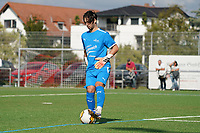 Torwart Stefano Francioso (Büttelborn) - Büttelborn 19.09.2021: SKV Büttelborn vs. SG Riedrode, Gruppenliga