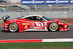 Max Papis (61), Driver of R.Ferri/AIM Motorsport Racing Ferrari 458 in action during the Grand-Am of the Americas practice and qualifying sessions at the Circuit of the Americas race track in Austin,Texas...