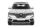 Car photography straight front view of a 2020 Renault Koleos Initiale Paris 5 Door SUV