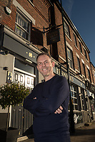 Anthony Dowling, licencee of Finnbars in Sherwood, Nottingham