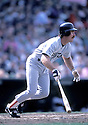 Boston Red Sox Wade Boggs(26) in action during a game from the 1989 season. Wade Boggs played for 18 years for 3 different teams and was inducted to the Baseball  Hall of Fame in 2005.David Durochik/SportPics
