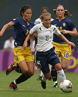 Tiffany Milbrett, 2003 WWC USA Sweden.