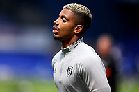 16th September 2020; Portman Road, Ipswich, Suffolk, England, English Football League Cup, Carabao Cup, Ipswich Town versus Fulham; Mario Lemina of Fulham during the warm up