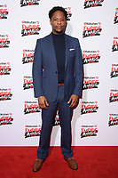Adetomiwa Edun<br /> arriving for the Empire Awards 2018 at the Roundhouse, Camden, London<br /> <br /> ©Ash Knotek  D3389  18/03/2018