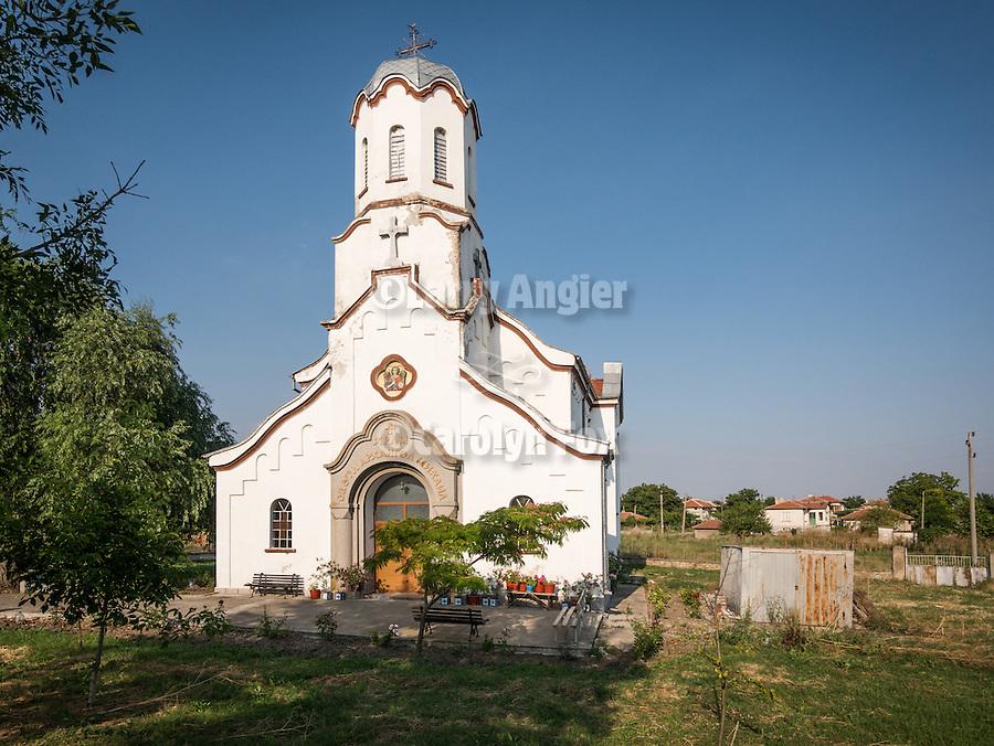 Holy temple of Archangel Michael church, Mlekarovo, Bulgaria
