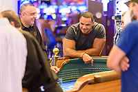 LAS VEGAS, NV - July 15, 2021: Clay Harbor pictured at Westgate Las Vegas Resort & Casino in Las Vegas, NV on July 15, 2021. <br /> CAP/MPI/GDP<br /> ©GDP/MPI/Capital Pictures