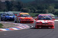 1997 British Touring Car Championship. #77 Matt Neal (GBR). Team Dynamics. Ford Mondeo.