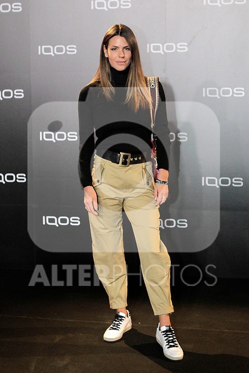 Laura Matamoros attends to IQOS3 presentation at Palacio de Cibeles in Madrid. February 10,2019. (ALTERPHOTOS/Alconada)