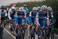 road captain Iljo Keisse (BEL/QuickStep Floors)<br /> <br /> Stage 7: West Bridgford to Mansfield (215km)<br /> 15th Ovo Energy Tour of Britain 2018