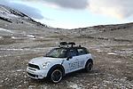 Mini test me in la Molina. Drive experience
