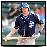 #OTD On This Day, May 16, 2012, infielder Trevor Story (3) of the Asheville Tourists played in a game against the Greenville Drive at Fluor Field at the West End in Greenville, South Carolina. Story was the Rockies' No. 6 prospect at the time. He is now a two-time All-Star with Colorado. (Tom Priddy/Four Seam Images) #MiLB #OnThisDay #MissingBaseball #nobaseball #stayathome #minorleagues #minorleaguebaseball #Baseball #SallyLeague #AloneTogether