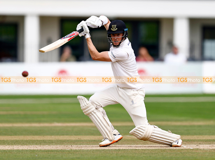 Ali Orr hits out for Sussex during Kent CCC vs Sussex CCC, LV Insurance County Championship Group 3 Cricket at The Spitfire Ground on 13th July 2021