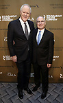 John Lithgow and Todd Haimes attends the Roundabout Theatre Company's 2019 Gala honoring John Lithgow at the Ziegfeld Ballroom on February 25, 2019 in New York City.