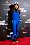 Cristina Piaget attends to 'Morir para contar' film premiere during the Madrid Premiere Week at Callao City Lights cinema in Madrid, Spain. November 13, 2018. (ALTERPHOTOS/A. Perez Meca)