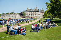 Perfect day for the spectators during the Cross Country for the CCI-L 2* Section A. 2021 GBR-Saracen Horse Feeds Houghton International Horse Trials. Hougton Hall. Norfolk. England. Saturday 29 May 2021. Copyright Photo: Libby Law Photography