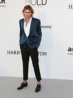 JORDAN BARETT<br /> amfAR Gala Cannes 2017 - Arrivals<br /> CAP D'ANTIBES, FRANCE - MAY 25 arrives at the amfAR Gala Cannes 2017 at Hotel du Cap-Eden-Roc on May 25, 2017 in Cap d'Antibes, France