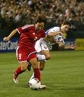 Sun Wen, China vs. Russia, 2003 WWC.