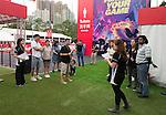 HSBC Hong Kong Rugby Sevens 2016 on 08 April 2016 at Hong Kong Stadium in Hong Kong, China. Photo by Kitmin Lee / Power Sport Images