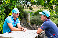 2017 NZ Horse & Pony Feature Shoot: Greg Smith and Corey Miln. Drury, Auckland. Wednesday 25 January. Copyright Photo: Libby Law