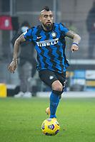 inter-juventus - Milano 2 febbraio 2021 - semifinale coppa italia - nella foto: vidal arturo