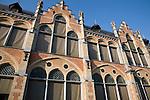 Ghent University Building, Belgium, Europe