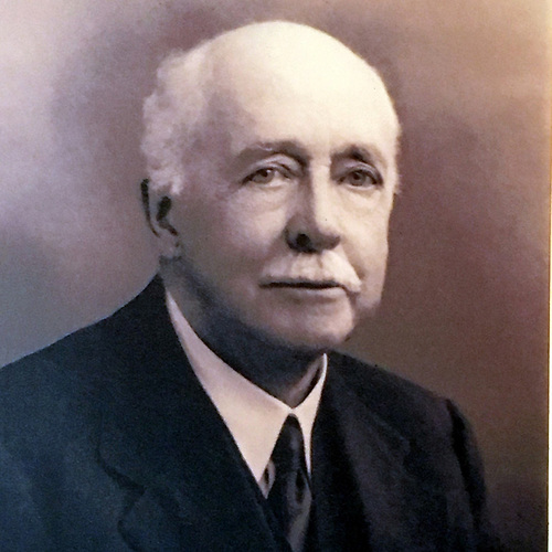 Bernard Arthur Patrick Hastings Forbes, 8th Earl of Granard KP, GCVO (1874-1948) became first Commodore of the re-constituted National Yacht Club