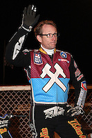 Peter Karlsson - Lee Richardson Memorial at the Arena Essex Raceway, Pufleet - 28/09/12 - MANDATORY CREDIT: Rob Newell/TGSPHOTO - Self billing applies where appropriate - 0845 094 6026 - contact@tgsphoto.co.uk - NO UNPAID USE.