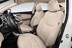 Front seat view of 2016 Hyundai Elantra Value Edition 4 Door Sedan Front Seat car photos