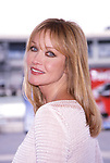 Tanya Roberts attending the FOX TV Upfront Party at the Intrepid Museum on May 17, 2001 in New York City.