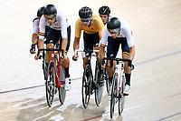 Men Elite Omnium Elimination during the 2020 Vantage Elite and U19 Track Cycling National Championships at the Avantidrome in Cambridge, New Zealand on Saturday, 25 January 2020. ( Mandatory Photo Credit: Dianne Manson )