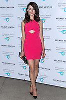 CENTURY CITY, CA - JUNE 27: Crystal Reed attends the Helmut Newton opening night exhibit at Annenberg Space For Photography on June 27, 2013 in Century City, California. (Photo by Celebrity Monitor)