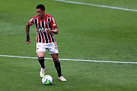 4th October 2020; Couto Pereira Stadium, Curitiba, Parana, Brazil; Brazilian Series A, Coritiba versus Sao Paulo; Luciano of Sao Paulo