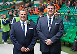 St Johnstone v Dundee United....17.05.14   William Hill Scottish Cup Final<br /> Alastair Stevenson and George Browning<br /> Picture by Graeme Hart.<br /> Copyright Perthshire Picture Agency<br /> Tel: 01738 623350  Mobile: 07990 594431