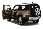 Car images of 2021 Land Rover Defender First-Edition 5 Door SUV Doors