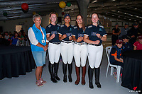 The North Island Team Members: 2021 NZL-Equestrian Entries NZ Youth Dressage Festival. NEC Taupo. Friday 29 January. Copyright Photo: Libby Law Photography