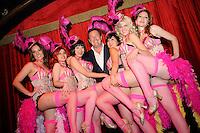 Piers Morgan in Shanghaitown Club. Oct-29-2009