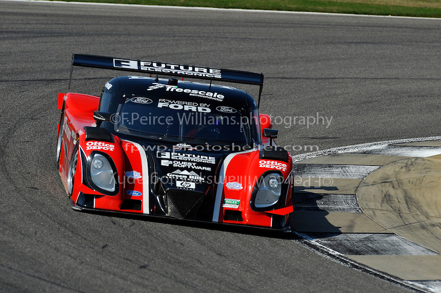 #77 Doran Racing Ford/Dallara of Brian Frisselle & Henri Richard