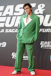 Luc Loren during the photocall for the 'Fast & Furious 9' Madrid Premiere. June 17, 2021. (ALTERPHOTOS/Acero)