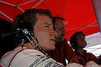 #23 Ruby Tuesday Porsche/Crawford: Patrick Long
