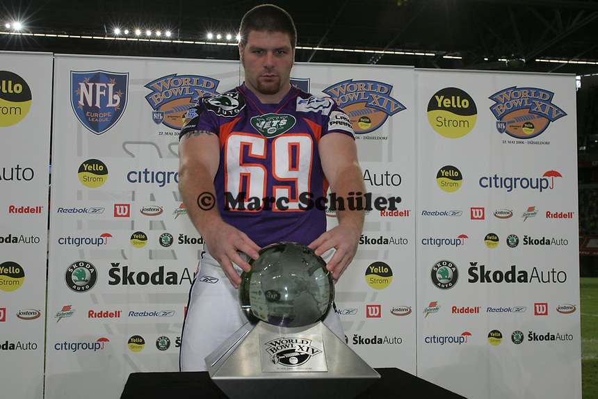 Charles Missant (Center Frankfurt Galaxy)