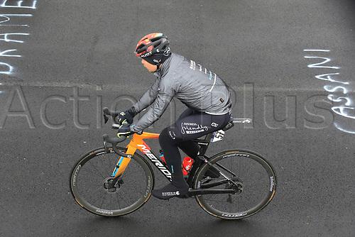 24th May 2021, Giau Pass, Italy; Giro d'Italia, Tour of Italy, route stage 16, Sacile to Cortina d'Ampezzo ; 57 TRATNIK Jan SLO