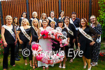 Bride to Be : Theresa Keane, Moyvane on her hen Party at McCarthy's Beer Garden, Finuge on Saturday afternoon last.