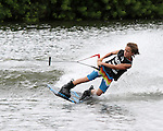 September 12, 2014:  Scenes from the WWA Wakeboard World Championships at Mills Pond Park in Fort Lauderdale, FL.  Boy' Beginner Wakeboard. Rocco Ralston USA takes 2nd.  Liz Lamont/ESW/CSM