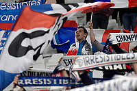 Supporters of France during the Uefa Nations League semi-final football match between Belgium and France at Juventus stadium in Torino (Italy), October 7th, 2021. Photo Andrea Staccioli / Insidefoto