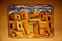 Artwork in Santa Fe, New Mexico